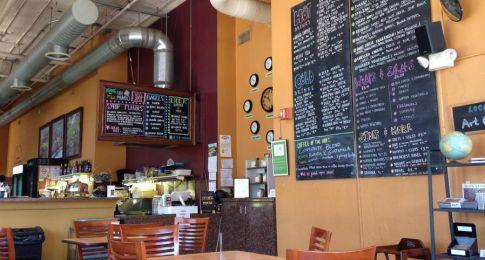 Un Mundo Cafe Locally Owned Springfield Ohio