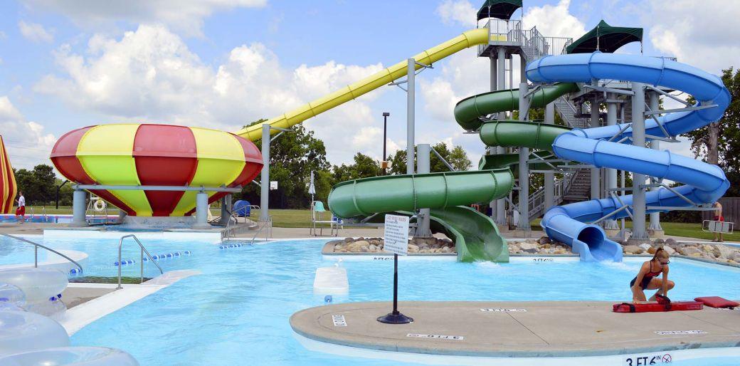 Splash zone waterpark springfield oh